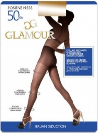 Колготки GLAMOUR Positive Press 50
